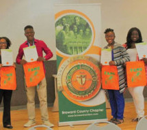 The FAMU  Broward Alumni Chapter Awards $11,000 in Scholarships