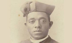 Father Augustus Tolton was born into slavery in Missouri in 1854 and would eventually become the first African-American priest in the United States, serving Quincy, Ill..