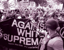 One Hundred Black Men, Inc. of New York on Charlottesville and Kent Frazier