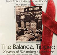 A Look Back: The AIDS crisis and FDA … 30 years later