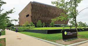 The National Museum of African American History & Culture.