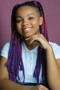 15-year old author & entrepreneur, Essynce Moore