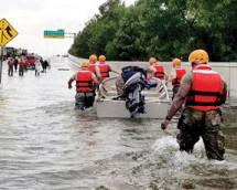 Hurricane Harvey wreaks havoc on Gulf Coast