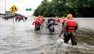 Hurricane Harvey wreaks