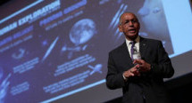 Black Former NASA Chief Charles Bolden receives top Science Award, $25,000 prize