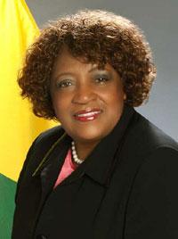 Lauderhill Commissioner M. Margaret Bates