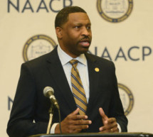 NAACP Board elects Derrick Johnson President & CEO