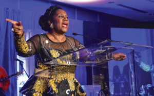 NNPA Honors Rep. Sheila Jackson Lee, Activists and Business Executives with 2017 Leadership Awards.