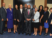 Rep. Al Green meets with the Black Press on Capitol Hill
