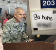 Racial slur scrawled on Black Military Cadets doors- and the Air Force Academy response is weak