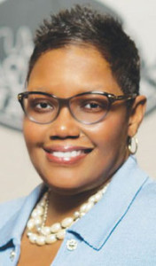 Gary's Mayor Karen Freeman-Wilson lobbies for New Amazon Headquarters