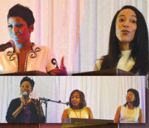 Tamron Hall, Angela Rye & Women of Color Empowerment Institute Embrace the Power of Togetherness at 2017 Annual Conference