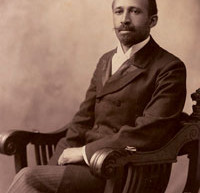 70 years after W.E.B. Du Bois appeal to U.N., groups Press U.S. on Racial Equality