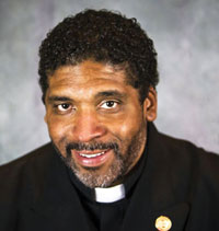Dr. William J. Barber, II, the president of Repairers of the Breach will meet with Pope Francis at the Vatican on Thanksgiving Day. (Courtesy/Wilmington Journal)