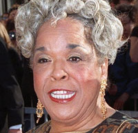 Actress & Singer, Della Reese, dead at 86