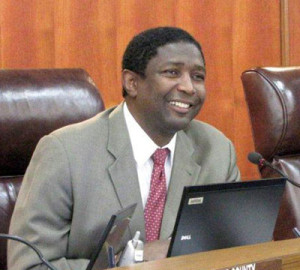 Broward County Commissioner Dale Holness
