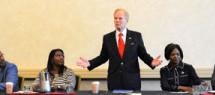 Democratic Black Caucus Florida hosts panel discussion at Florida Democratic Party's Convention at Disney World