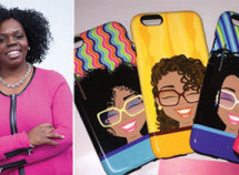 Entrepreneur Crushes the 'Angry Black Woman' stereotype with her smiling, happy products