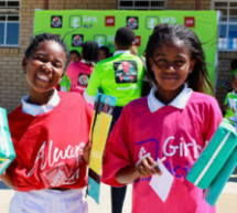 #Girlpower shines on the International Day of the Girl Child