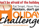 Holiday Challenge maintain weight