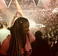 On The Scene at Jay Z's 4:44 concert…