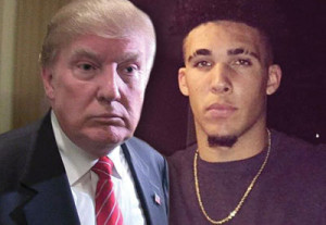 Trump and Liangelo