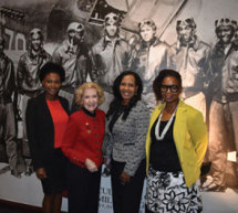 Miramar Cultural Trust hosts reception for Tuskegee Airmen in South Florida exhibition at the Ansin Family Gallery at Miramar Cultural Center
