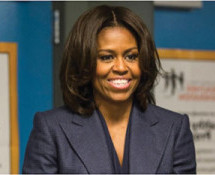 Michelle Obama wants more African Americans to talk about mental health