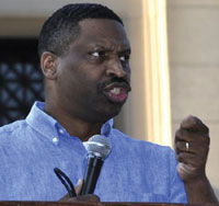 Derrick Johnson,NAACP President and CEO