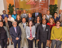 Pharmaceutical Giant Eli Lilly Meets with Multicultural Groups to Discuss Healthcare in the U.S.
