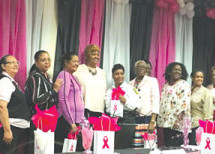 Faith and love, prayer and unity can ease the pain of breast cancer