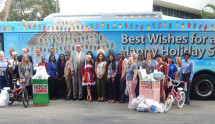 Broward County Transit Delivers Joy to Hundreds of Local Children