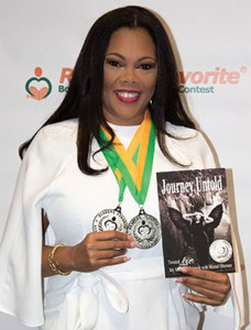 Author Yassin Hall has been awarded the Readers' Favorite Silver Medal of Excellence in Writing for her memoir Journey Untold