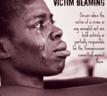 Negative portrayals of shooting victims lead to victim blaming