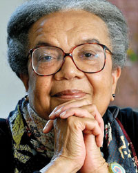 Marian Wright Edelman says that the Republican-controlled Congress and the Trump Administration seek policies to re-ward millionaires and billionaires.