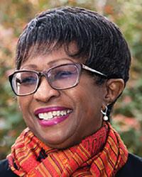 Dr. Lynda Jones-Mubark