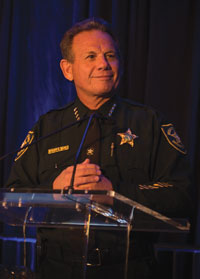 Sheriff Scott Isreal