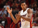 Heat center Hassan Whiteside responds to decreased role in Miami