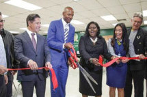 NBA All-Star Ray Allen Donates New Computer Lab to Homestead Middle