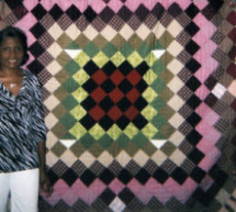 Pansy Payton Brown – A home-grown African American Quilt Artist nestled in Fort Lauderdale, Florida
