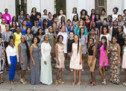 Black Girl Power, celebrity speakers, and empowerment lead minority teen girls to apply for At The Well's premiere summer programs at Princeton University