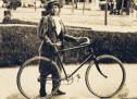 Women in transportation history – Kittie Knox African American cyclist