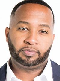 "Black millennial entrepreneur Tavere Johnson Jr. is the author of ""Your Average Genius."""