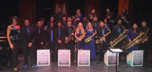 Dillard Center  for the Art Jazz Ensemble
