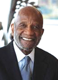 Veteran journalist Lerone Bennett Jr. died on February 14, 2018 from advanced vascular dementia. He was 89. (Environmental Protection Agency/Creative Commons)