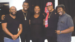 Exit 36, team to represent the city at The Southern Fried Poetry Slam