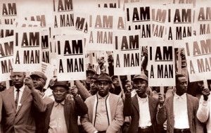 Surviving Memphis Sanitation Strikers will be among those paying tribute to Echol Cole and Robert Walker, whose deaths sparked the Pivotal Labor Action. (Photo Credit: Richard Copley