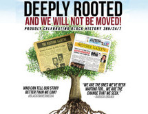 Deeply Rooted And We Will Not Be Moved!