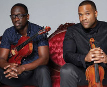 Black Violin: Classical Boom Tour featuring Dillard High School Alumni students