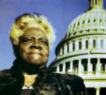 Bethune statue bill heads to governor